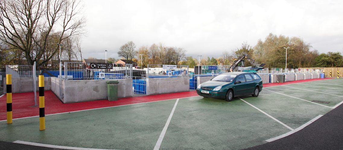 Cemetery Road Recycling Centre