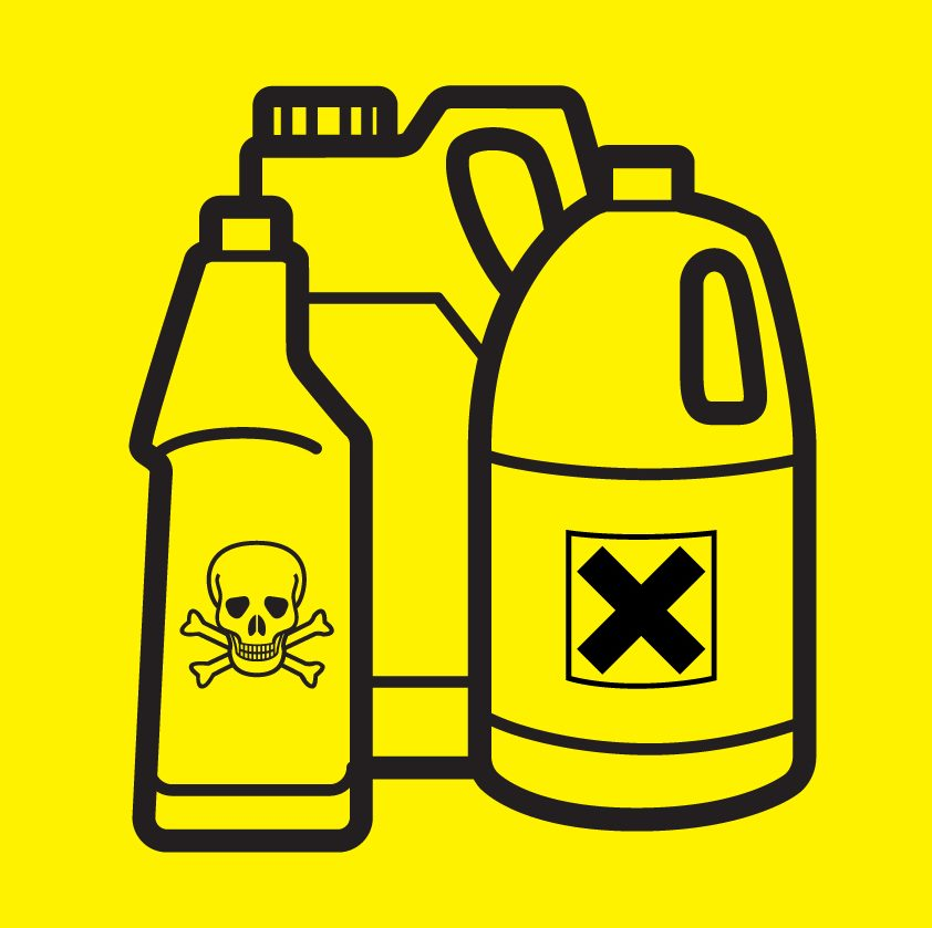 Household chemicals Icon
