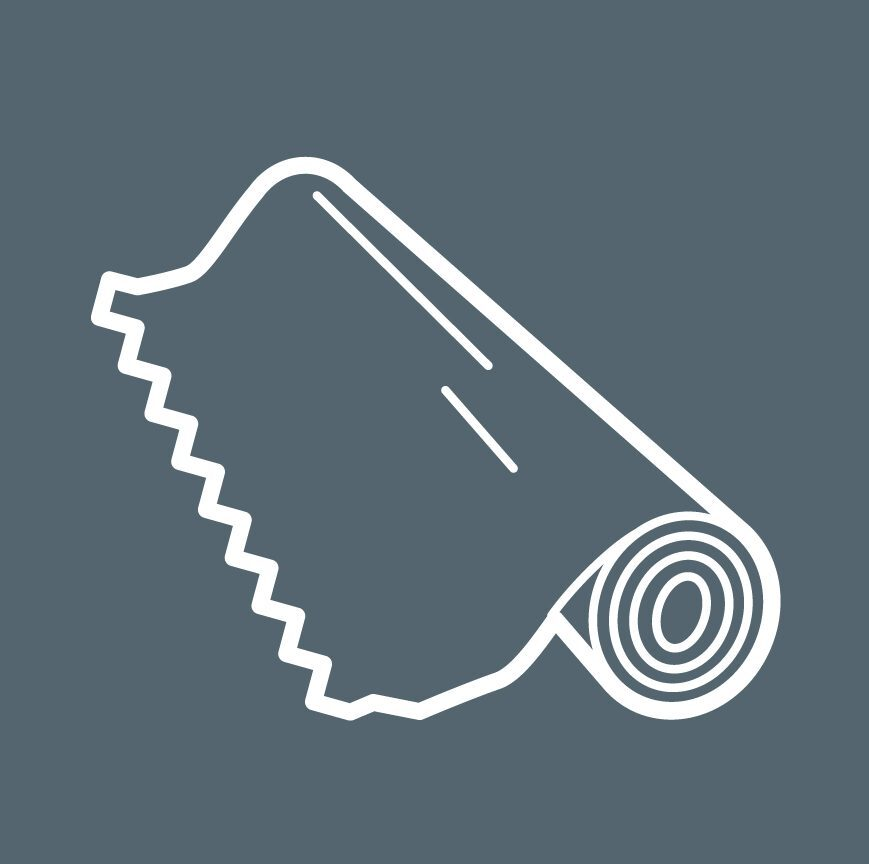 plastic roll icon