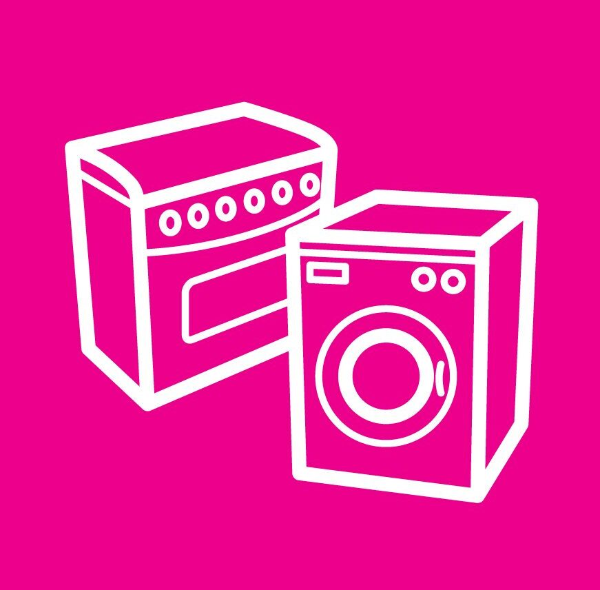 Large electrical items Icon