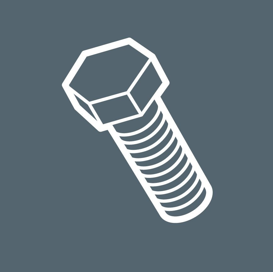 Scrap metal icon
