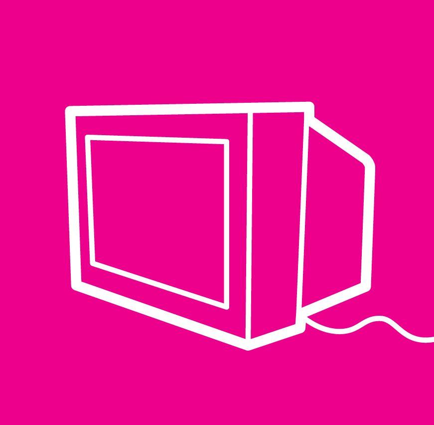 TV and monitors icon
