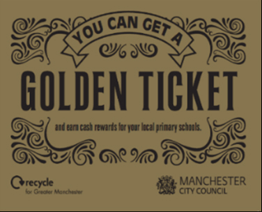 Manchester Golden Ticket