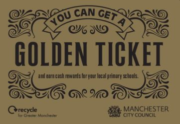 Manchester Golden ticket
