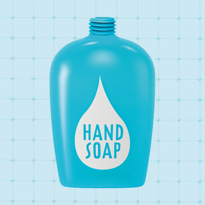 Hand Soap Dispenser