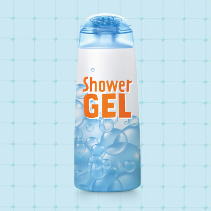 Shower Gel Bottle