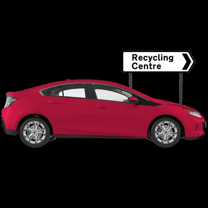 Nearest Recycling Centre