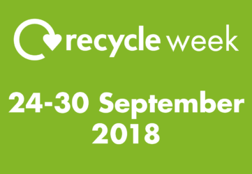 Recycle Week 24-30 September 2018