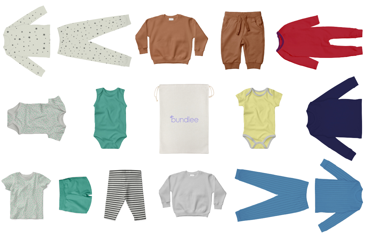 Bundlee baby clothing rental