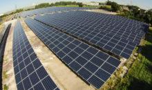 Salford Road Solar Farm
