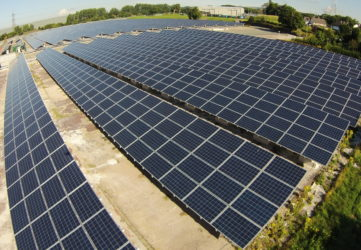 Salford Road Solar Farm