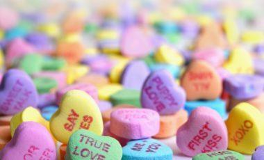 Virtually zero-waste Valentine's Day