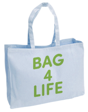 Image of reusable tote
