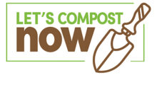 Lets Compost Now logo
