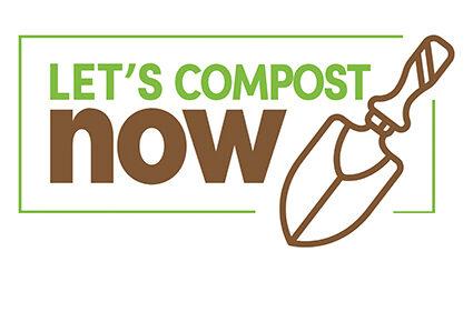 Lets Compost Now logo