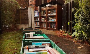 Burnage Little Free Library