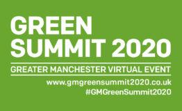 GreenSummit 2020 - Greater Manchester virtual event www.gmgreensummit2020.co.uk