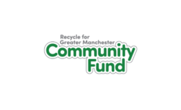 Recycle for Greater Manchester Community Fund logo